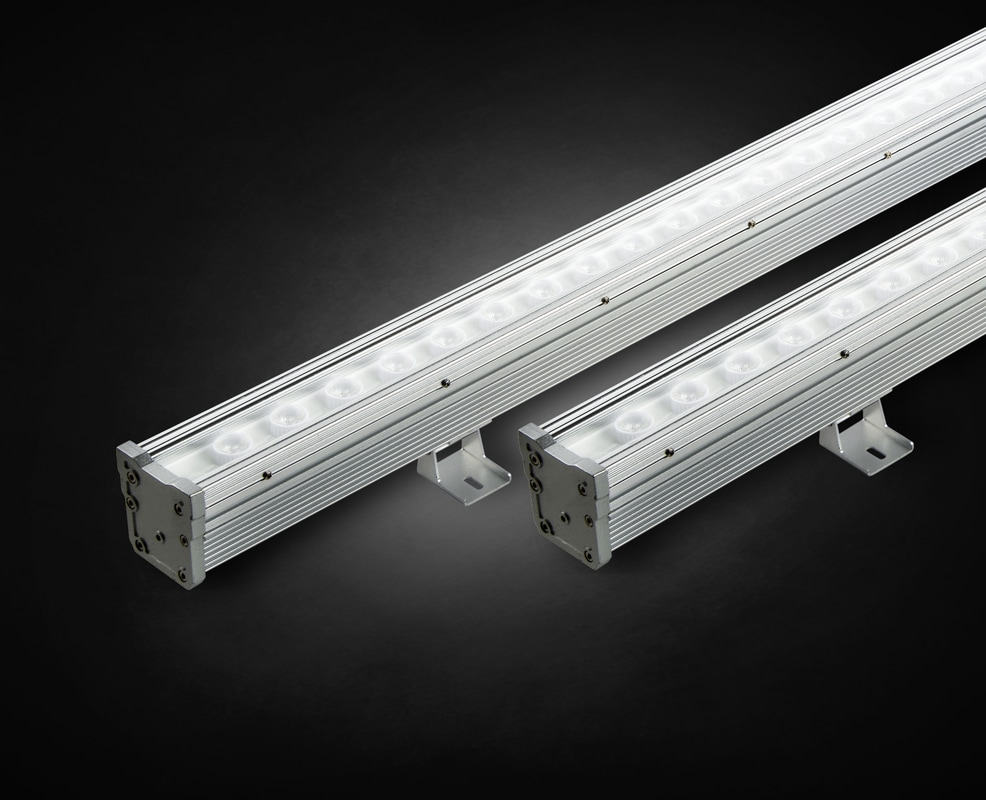100w led linear wall washer manufacturer in china hondel lighting hondel lighting Exterior linear led lighting
