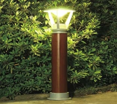 Led bollard lights led bollard lighting outdoor bollards hondel picture aloadofball Images